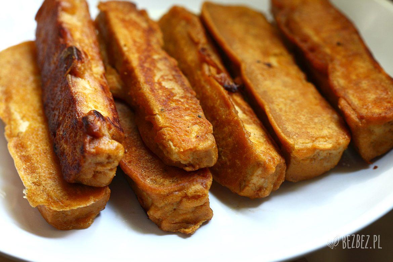 Marynowane tofu w chrupiącej panierce