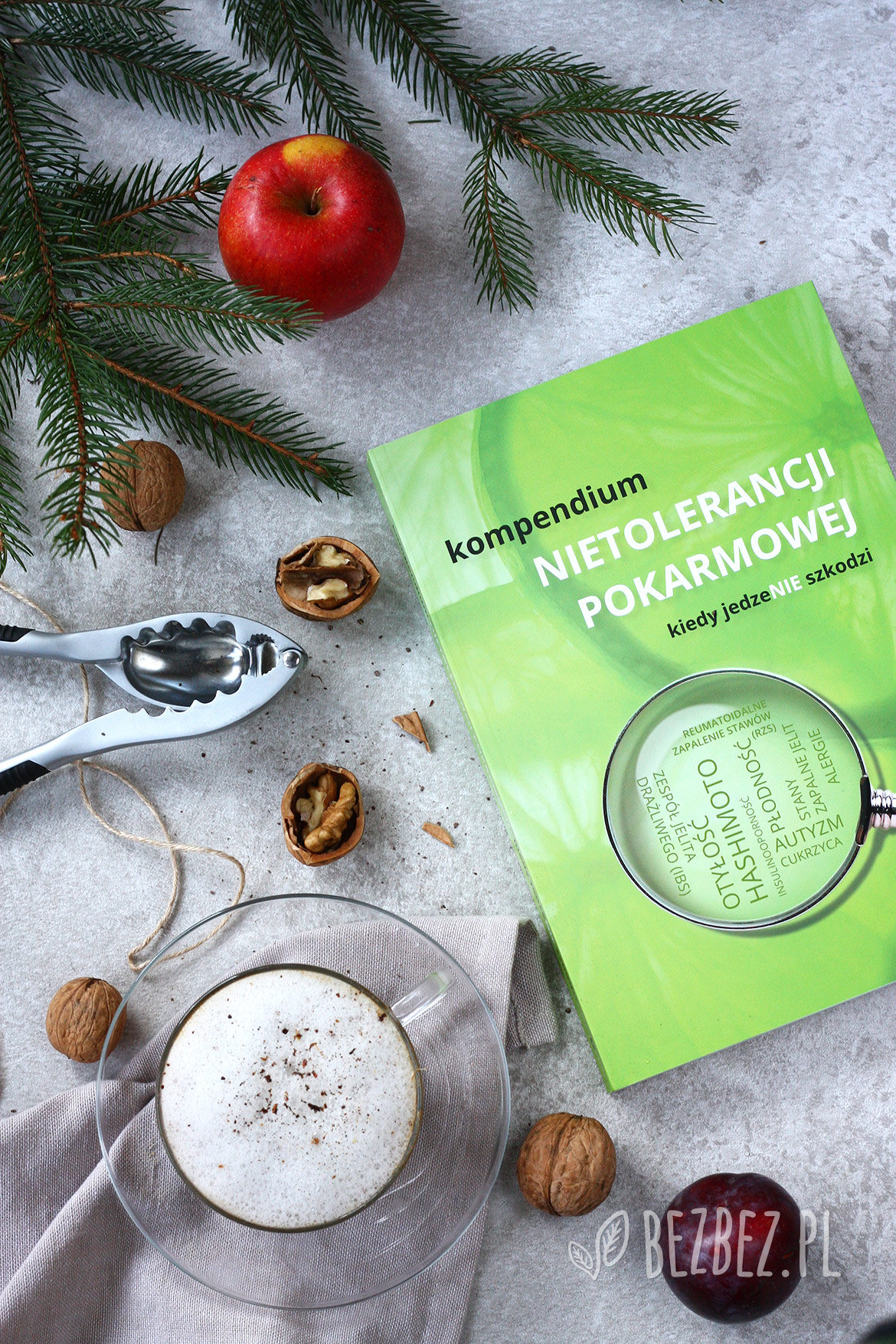 książka Kompendium nietolerancji pokarmowej. Kiedy jedzenie szkodzi