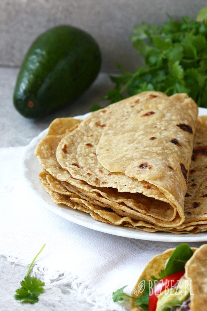 Tortille bezglutenowe